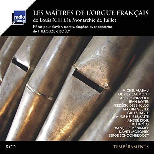 les-maitres-de-lorgue-francais-by-various-artists
