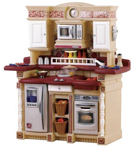 Step 2 lifestyle partytime kitchen toys games for Kitchen set toys amazon