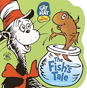 Cat in the hat the fish 39 s tale random house pictureback for Cat in the hat fish