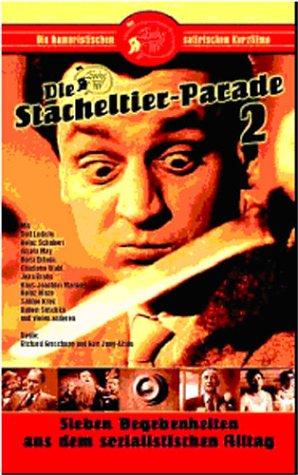 Die Stacheltierparade, Teil 2 [VHS]