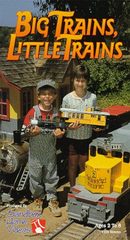 Big Trains, Little Trains [VHS]