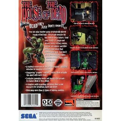 اقدم لعبةThe House Dead بحجم