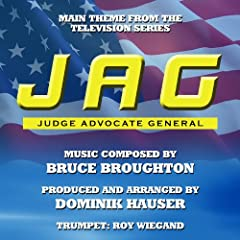 JAG: Main Theme from the TV Series (Single) (Bruce Broughton)