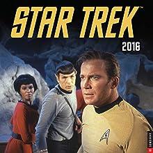 Star Trek 2016 Wall Calendar The Original Series