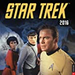 Star Trek 2016 Wall Calendar: The Ori...