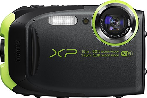 Fujifilm FinePix XP80 Waterproof Photo