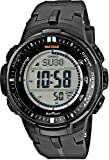 Watch Casio Pro Trek Prw-3000-1er Men´s Grey