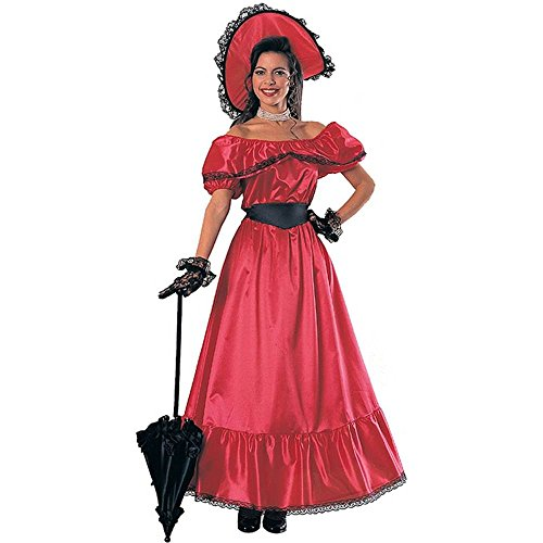 Adult Southern Belle Dress Costume - Standard