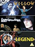 Willow/Legend/Ladyhawke [DVD]