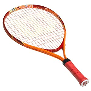 Wilson SpongeBob Youth Tennis Racket