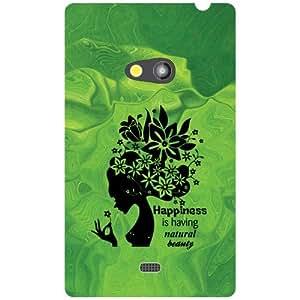 Nokia Lumia 625 Back Cover - Super Crazy Designer Cases
