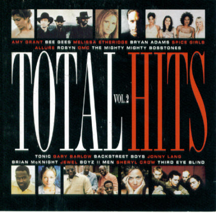 Various Artists-Total Hits, Vol. 2