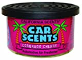 Organic Air Freshener: California Car Scents: Coronado Cherry