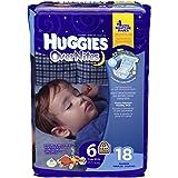 Huggies Overnites Diapers - Size 6 - 18 ct