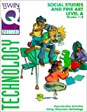 img - for Social Studies and Fine Art: Level A Grades 1-2 (Quick Start Masters Technology) book / textbook / text book