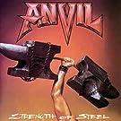 Strenght of Steel-ReRelease farbiges rotes Vinyl [Vinyl LP] [Vinyl LP]