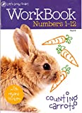 img - for A+ Let's Grow Smart Workbook: Numbers 1-12, Pre K-K Counting Carrots book / textbook / text book
