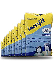 Incofit Under Sheet Pack Of 100