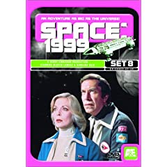 Space 1999, Set 8 by
