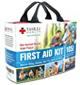 Tamuli Health First Aid Kit (105-Piece) - Fully Stocked Medical Supplies and Emergency Survival Bag for Car Travel, Hiking, Camping, Sports & Home - Hospital-Grade by Tamuli Health