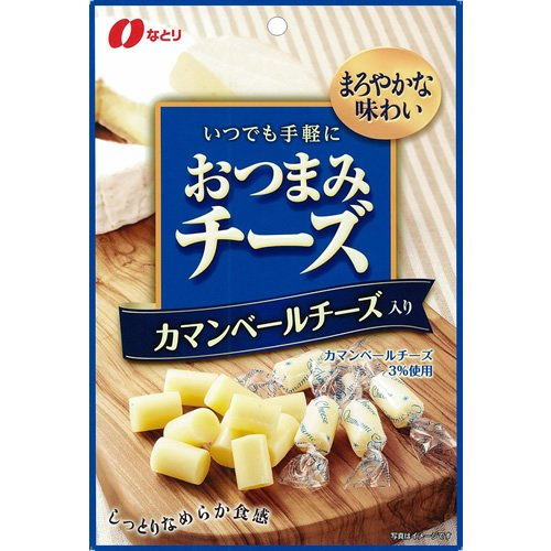 なとり おつまみチーズカマンベール 66g×5個