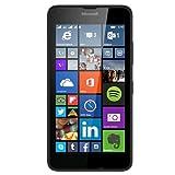 Microsoft Lumia 640 Dual SIM Black SIMフリー [並行輸入品]