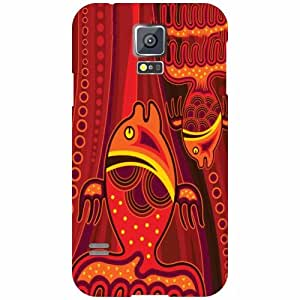 Samsung Galaxy S5 Back Cover ( Designer Printed Hard Case)