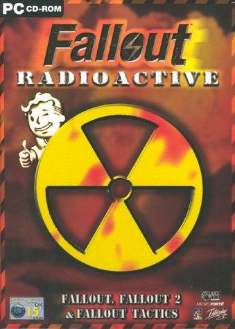 Fallout Radioactive - Fallout 1, Fallout 2, Fallout Tactics (PC CD)