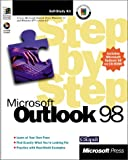 img - for Microsoft Outlock Step by Step book / textbook / text book