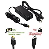 90W AC Charger for Lenovo ThinkPad T470 T470S T470P Laptop Power Supply Adapter Cord