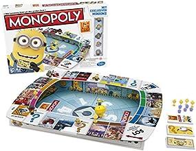 Hasbro A2574398 - Monopoly Ich - Einfach unverbesserlich