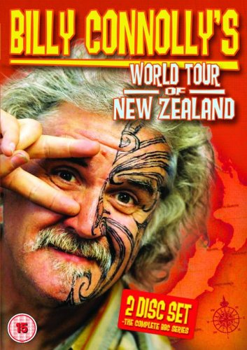 Billy Connolly'S World Tour Of New Zealand [Edizione: Regno Unito] [Edizione: Regno Unito]