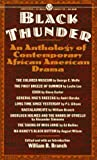 img - for Black Thunder: An Anthology of African-American Drama (Mentor Series) book / textbook / text book