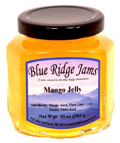 Blue Ridge Jams: Mango Jelly, Set of 3 (10 oz