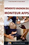 Mmento Vagnon du moniteur AFPS