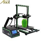 Anet E10 3D Printer Prusa I3 DIY Kit Aluminum Frame Large Print Size 220x270x300mm Self-Assemble impresora 3d Printer Kit+Gifts (Tamaño: E12)