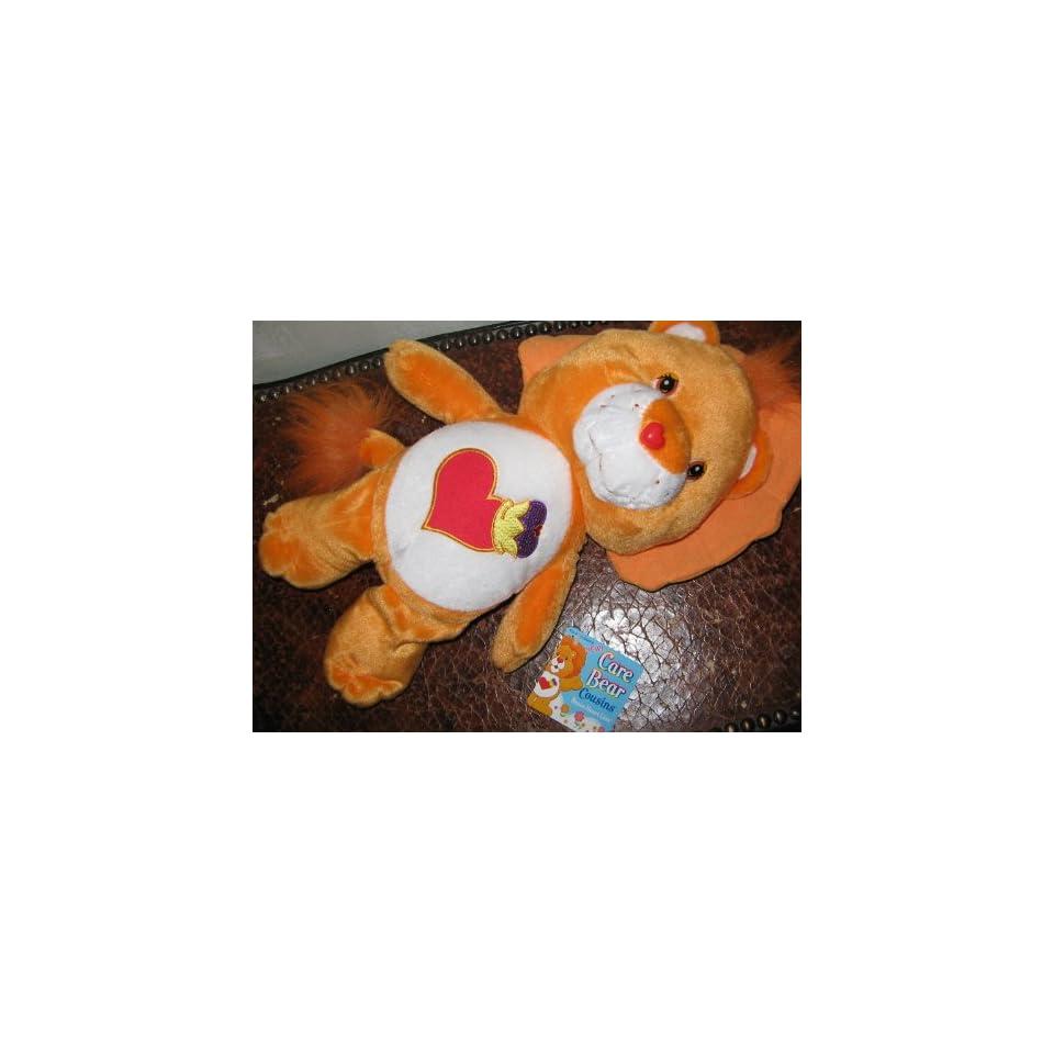 Care Bears Brave Heart Lion Plush 16