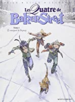 Les Quatre de Baker Street, Tome 3 : Le rossignol de Stepney