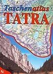 Taschenatlas Tatra: Wandern. 1:30000