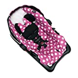 Disney-Light-n-Comfy-Luxe-Infant-Car-Seat-Minnie-Dot