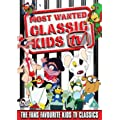 Most Wanted Classic Kids TV [DVD]