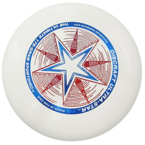 Discraft ultra star 175 g flying disc sports ultimate WH...