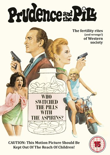 Prudence And The Pill [DVD] [Reino Unido]
