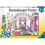 Ravensburger Puzzles In Fashion, Multi Color (200 Pieces)
