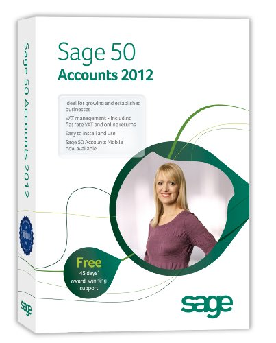 Sage 50 Accounts 2012 (PC)