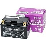 GS YUASA [ ジーエスユアサ ] シールド型 バイク用バッテリー [ 液入充電済 ] YTZ10S