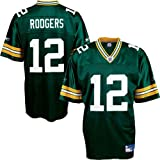 Reebok Green Bay Packers Aaron Rodgers Replica Jersey