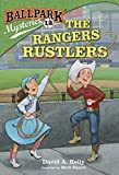 img - for Ballpark Mysteries #12: The Rangers Rustlers (A Stepping Stone Book(TM)) book / textbook / text book