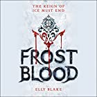 Frostblood Audiobook by Elly Blake Narrated by Jennifer English