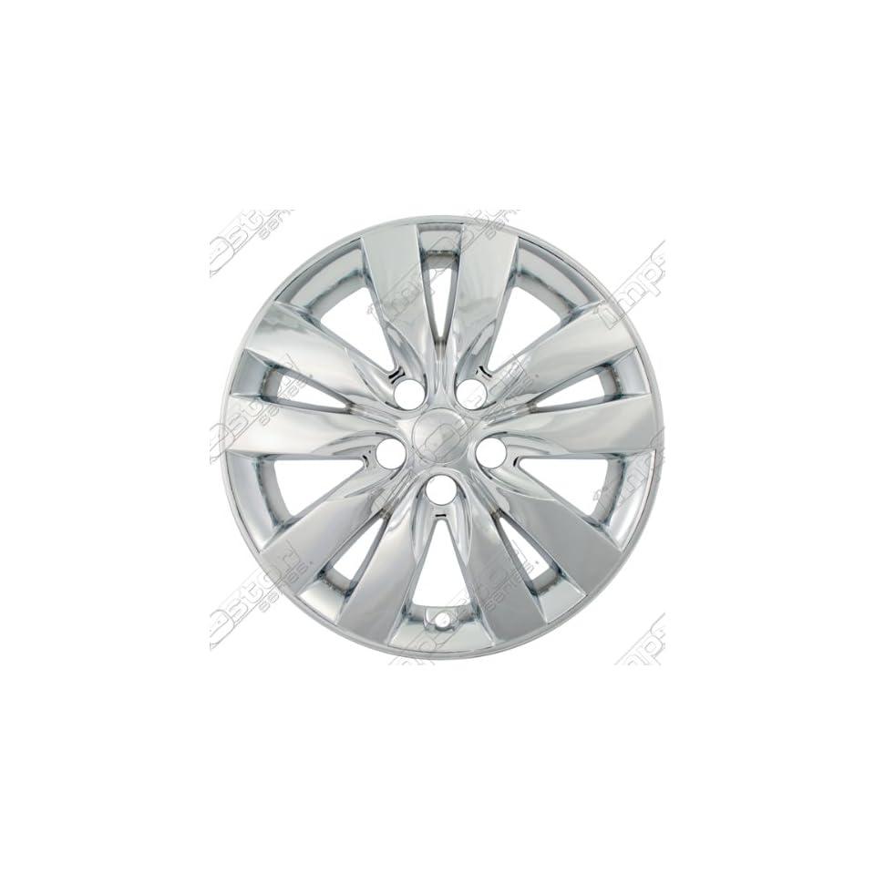 2010 2012 KIA FORTE 17 Chrome Wheel Skin Covers IWCIMP/335X